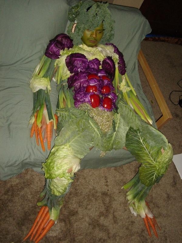 The Human Salad