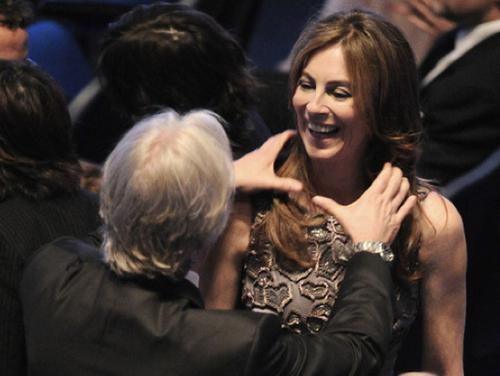 James Cameron Congratulates Kathryn Bigelow