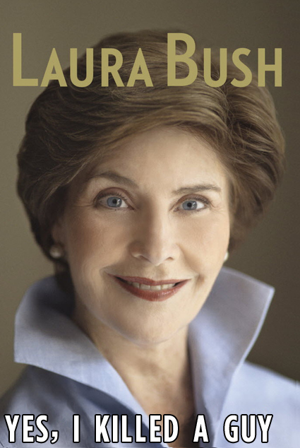 Re-Titling Laura Bush
