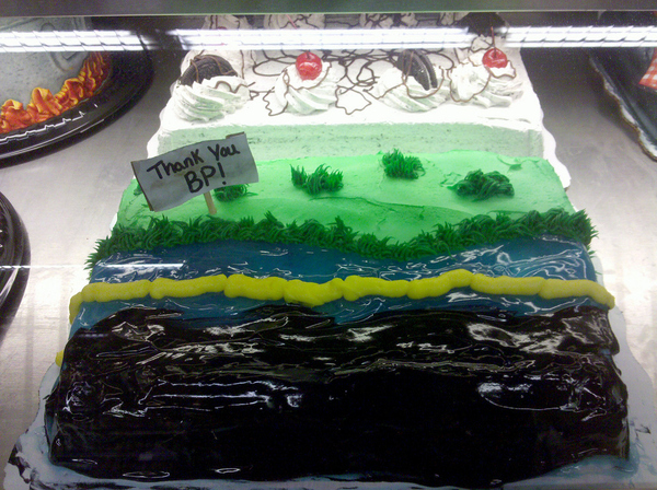 Delicious BP Cake