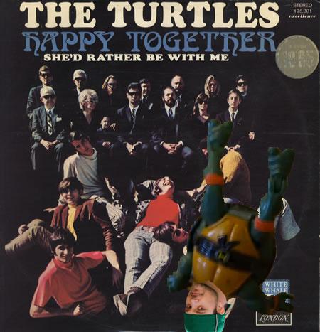 Turtle Turtle Turtle Turtles