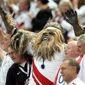 The Top 1 Most Chewbacca World Cup Fans