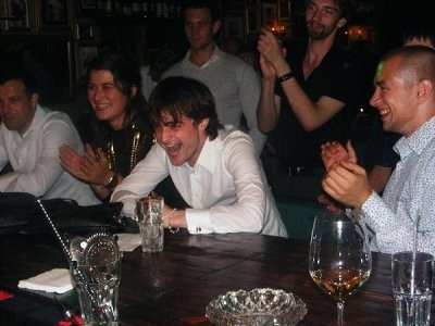Daniel Radcliffe Totally Drunk At His 21st Birthday Party