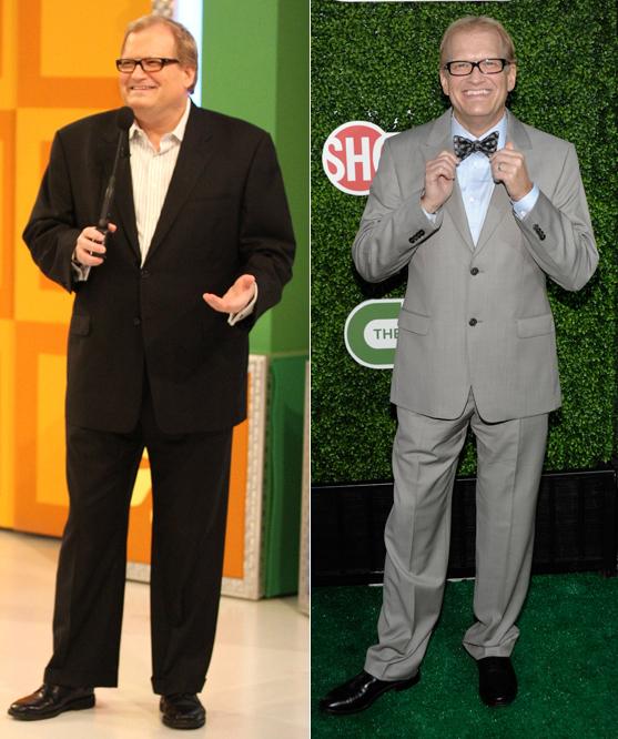 Drew Carey No Longer Fat