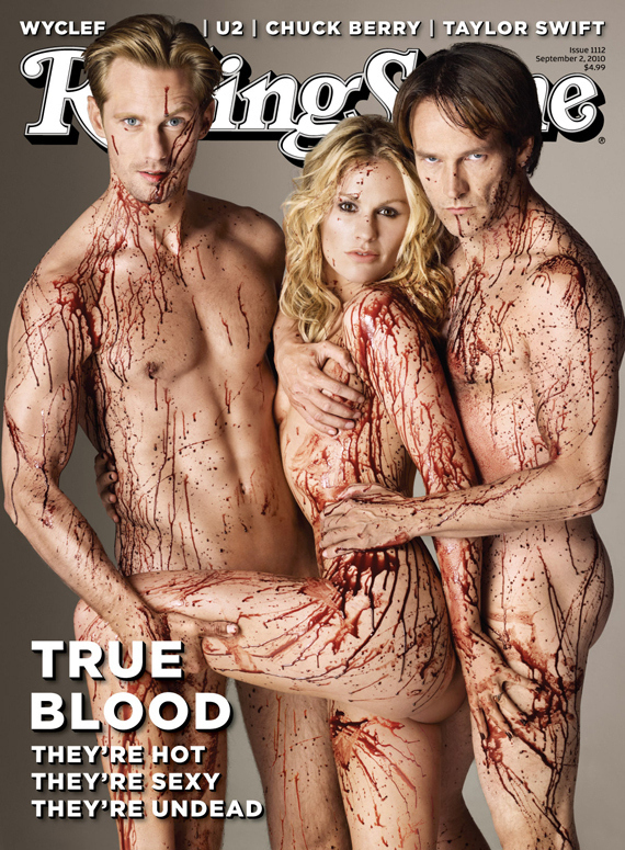 True Blood's Rolling Stone Cover [NSFW]
