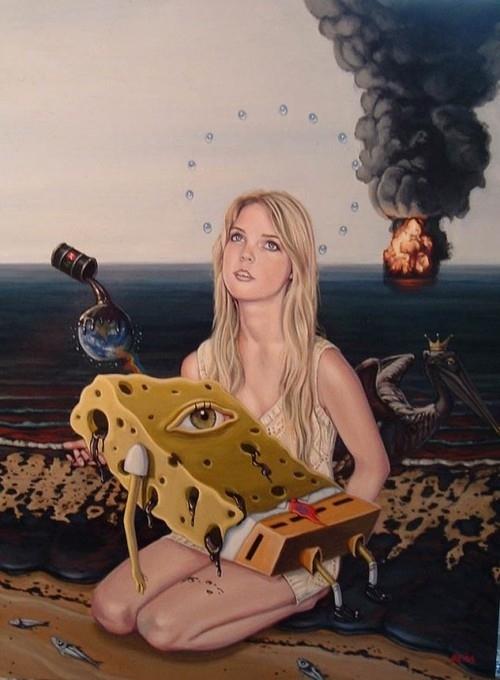 BP Oil Spill In A Nutshell