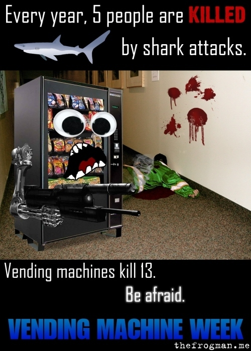 Vending Machine Week