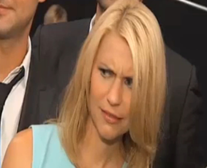 This Is How Claire Danes Feels About Courtney Love