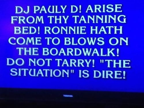 What Is The Jersey Shore?