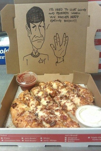 Spock Hates Fatties
