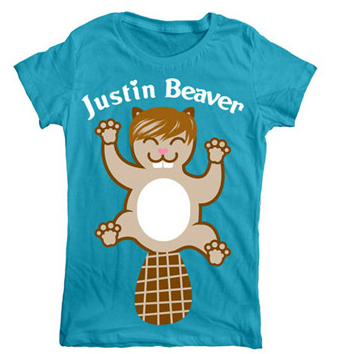 Justin Beaver Shirt
