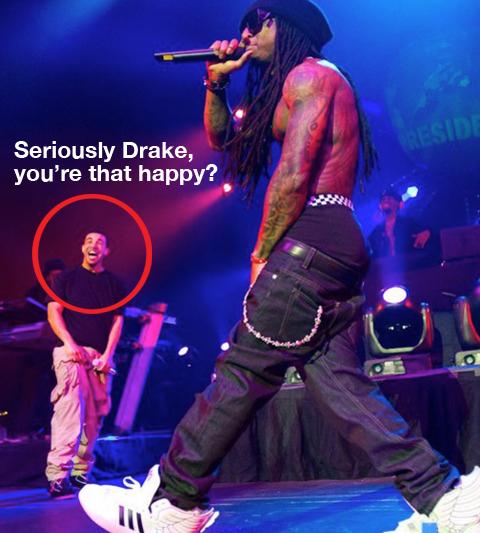 Seriously, Drake