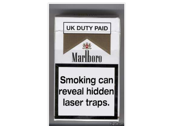 The Upside Of Smoking