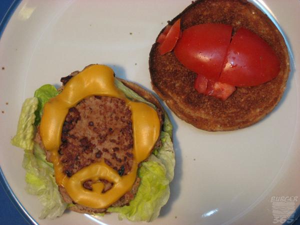 The Conan O'Brien Burger