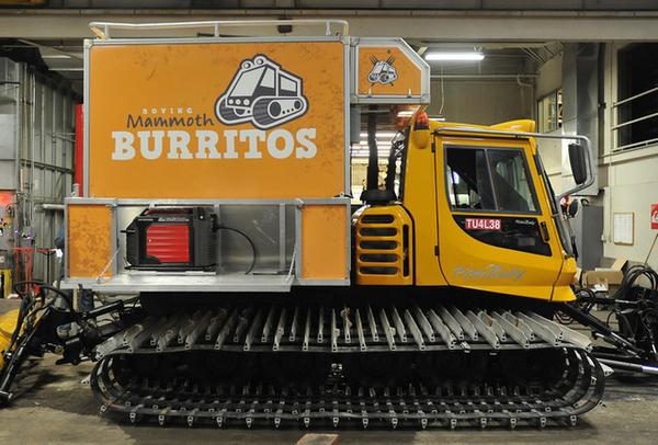 Burrito Tank