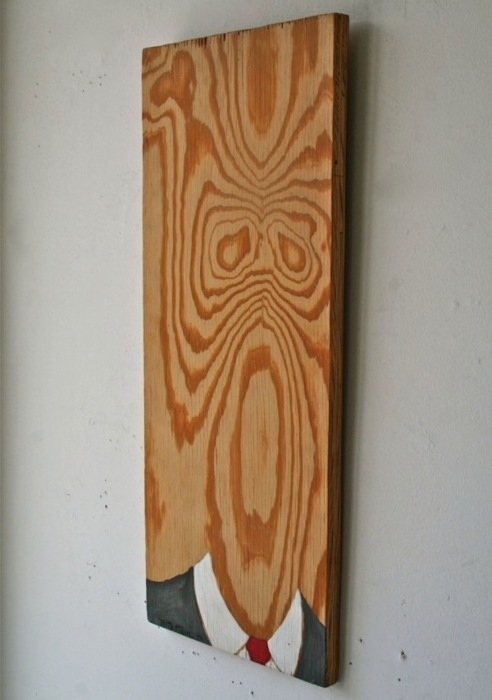 Awesome Wood Painting