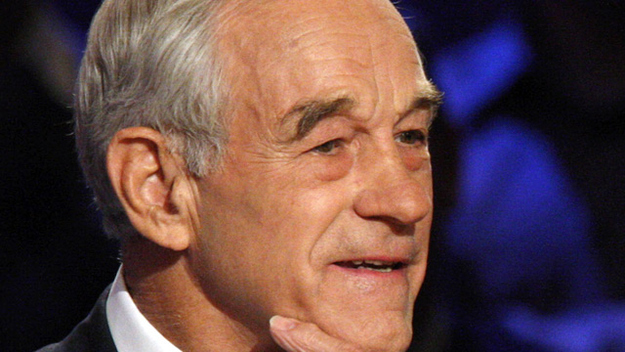 Are Ron Paul's Eyebrows Real?