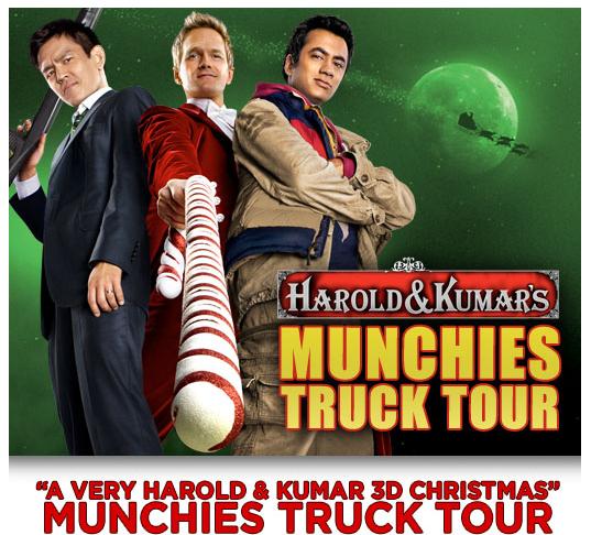 Follow The Munchies Truck
