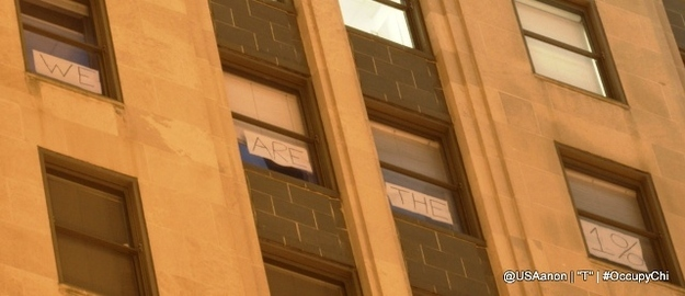 Chicago's Board Of Trade Has A Message For #Occupy Protestors