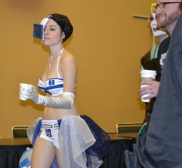 This Is Totally The Droid I'm Looking For