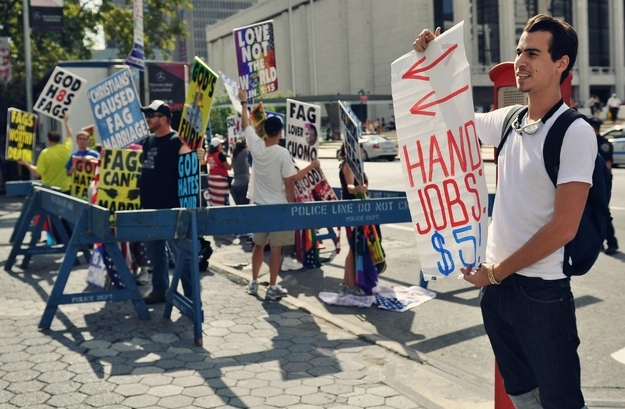Trolling The Westboro Baptist Church