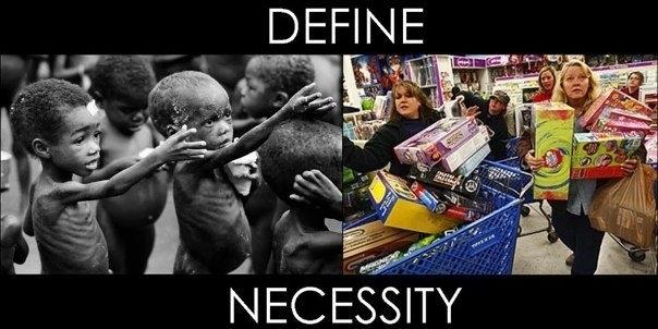 """Define """"Necessity"""""""