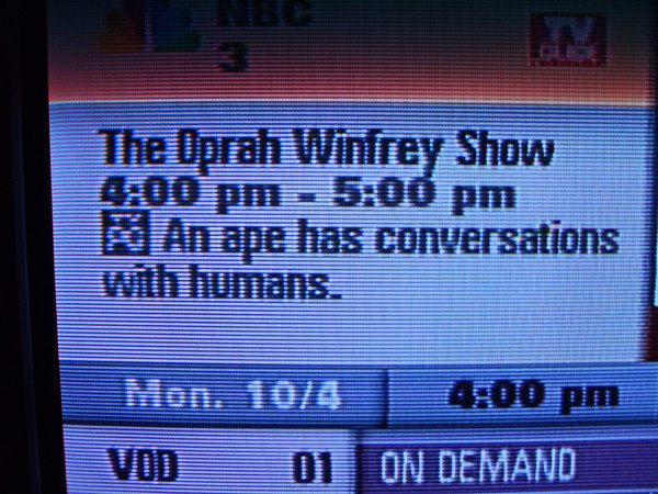 Today On 'The Oprah Winfrey Show'