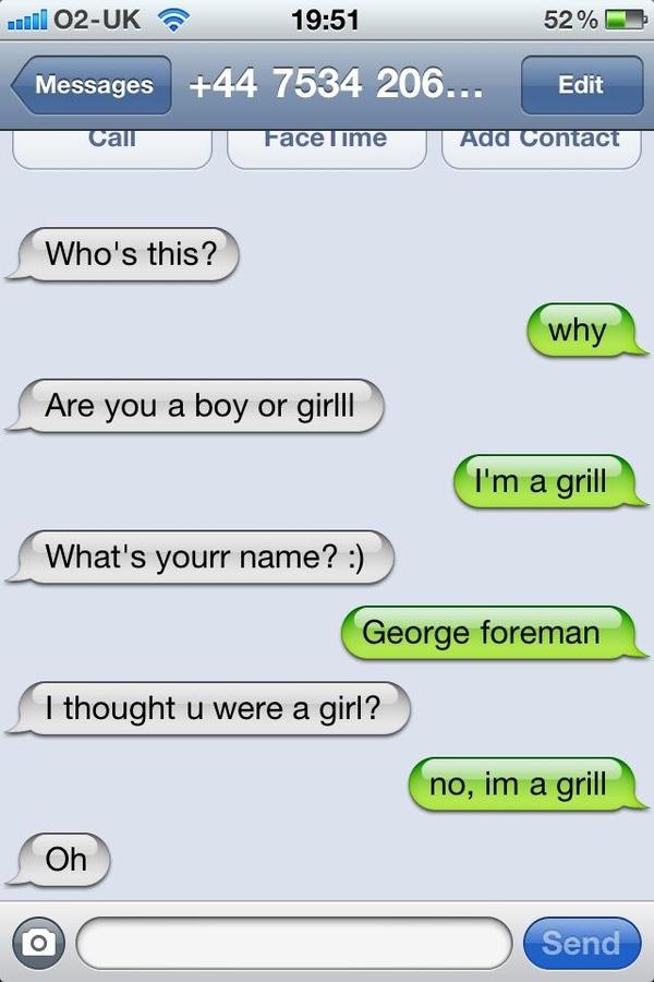 I'm A Grill