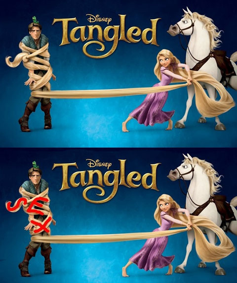 "Why You Watched ""Tangled"""