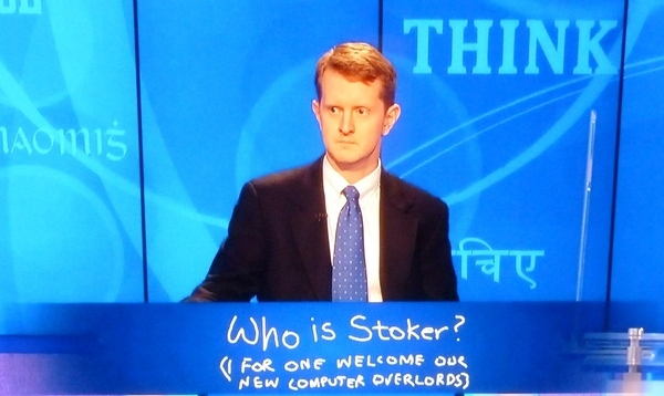 Ken Jennings Submits To The Machines
