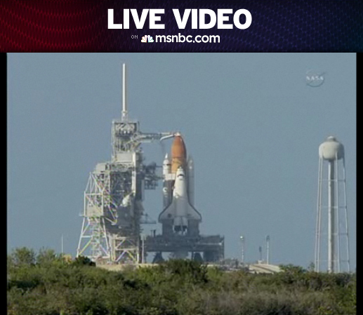 The Final Launch Of Space Shuttle Discovery