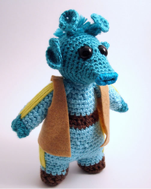 Greedo Crochet
