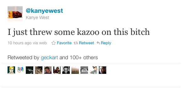 Kanye's New Track Is Going To Be Insane