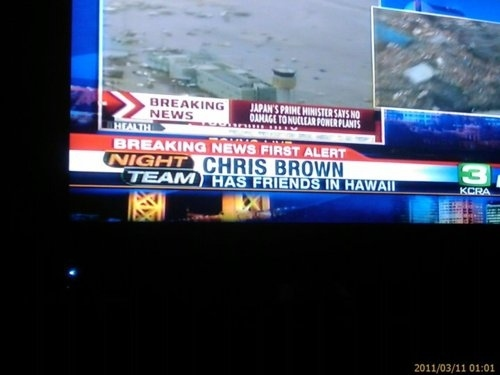 Least Important Breaking News