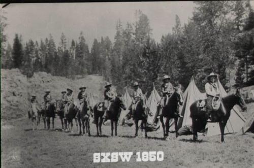 SXSW Circa 1850