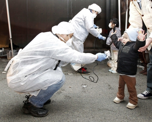 Fukushima Residents Test Positive For Radiation Poisoning