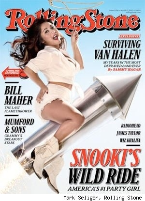 Snooki's Rolling Stone Cover