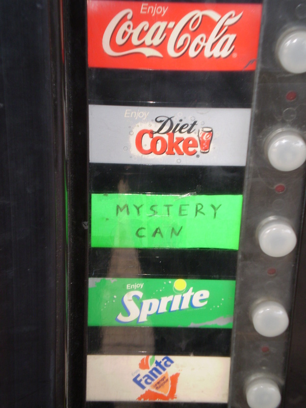 Can Of Mystery