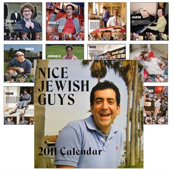 It's 12 Months of Nice Jewish Guys!