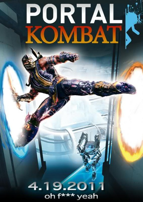 How Does One Choose Between Mortal Kombat And Portal 2?