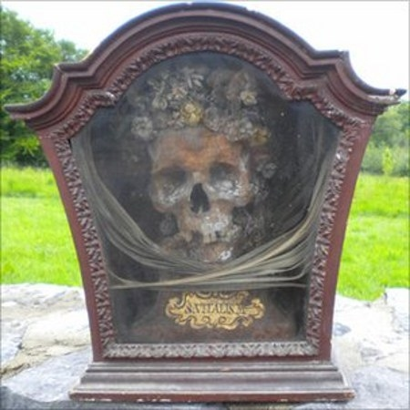 Severed Head Of Patron Saint Of VD For Sale