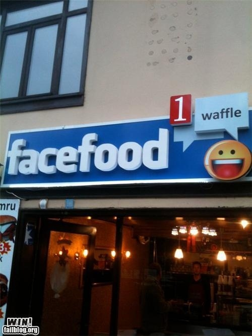 Facebook The Restaurant
