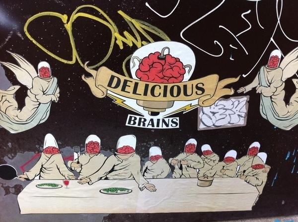 Delicious Brains