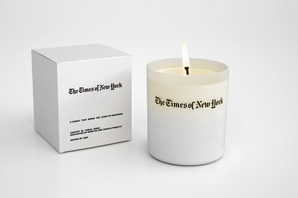 The New York Times Smells Good