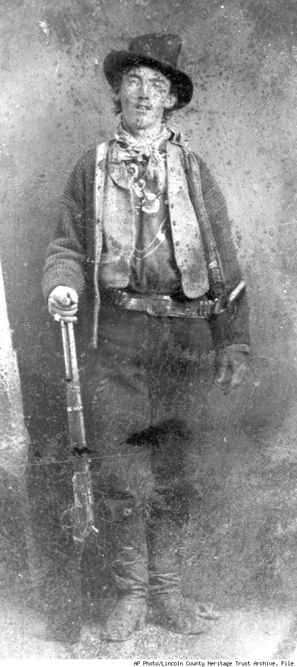 Billionaire Pays $2.6 Million For Photo Of Billy The Kid