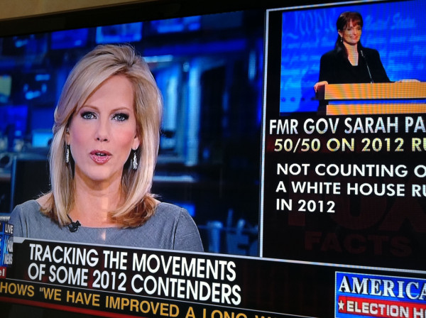 Fox News Uses Tina Fey Pic For Palin Report