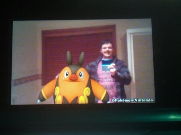 Pokemon Hover Hand