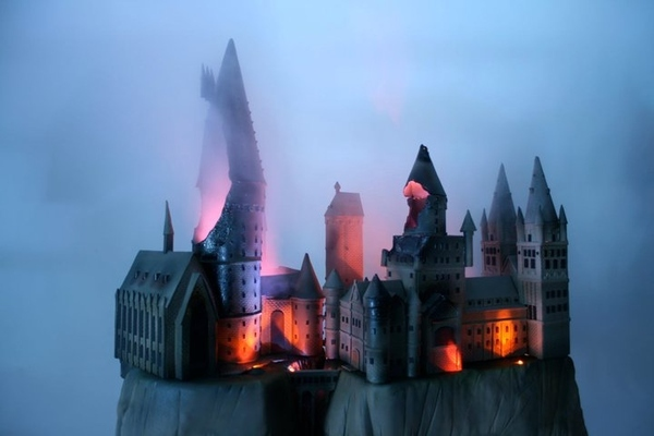 Edible Hogwarts