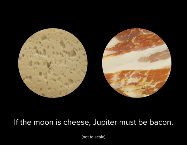 Bacon In Space