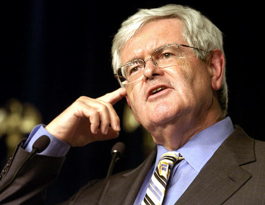 Newt Gingrich First Candidate To Join Google+